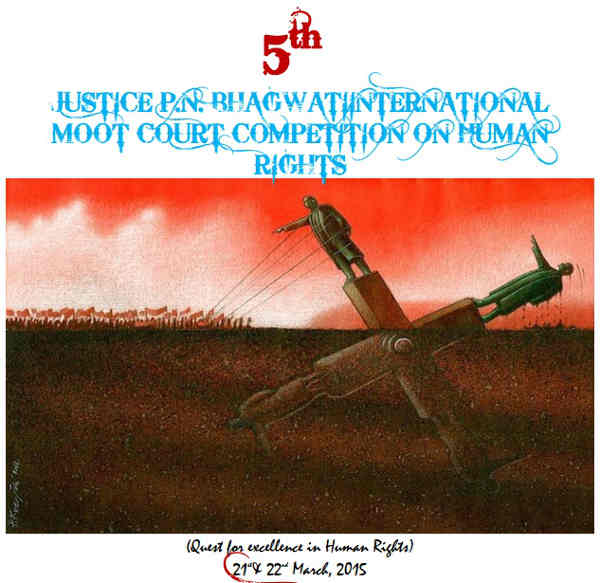 Justice P.N. Bhagwati International Moot Court Competition on Human Rights by New Law College, Pune