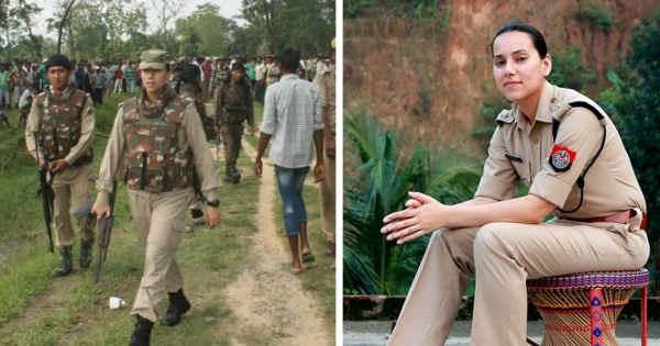 Sanjukta Parashar, IPS officer from Assam