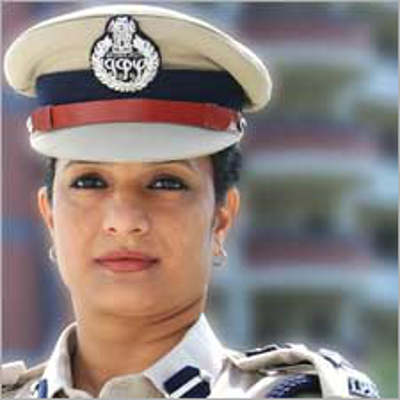 Gurgaon woman IPS officer Bharti Arora alleges harassment by