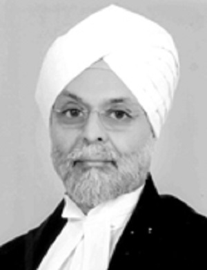 Justice Jagdish Singh Khehar
