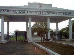 National Law Institute University Bhopal